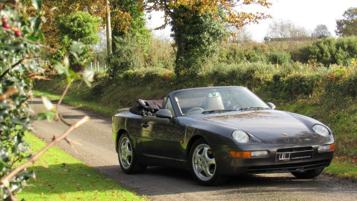 Porsche 968 Wallpapers