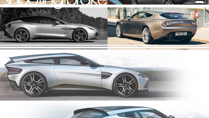 MDH Aston Martin Vantage Shooting Brake