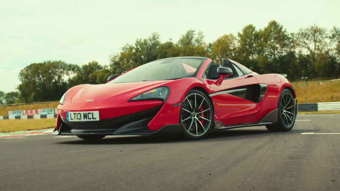 VIDEO: McLaren 600LT Spider Review