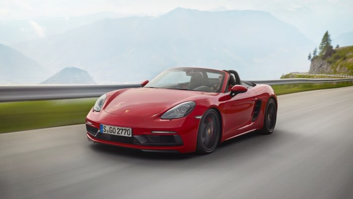 2017 Porsche 718 Boxster GTS Wallpapers