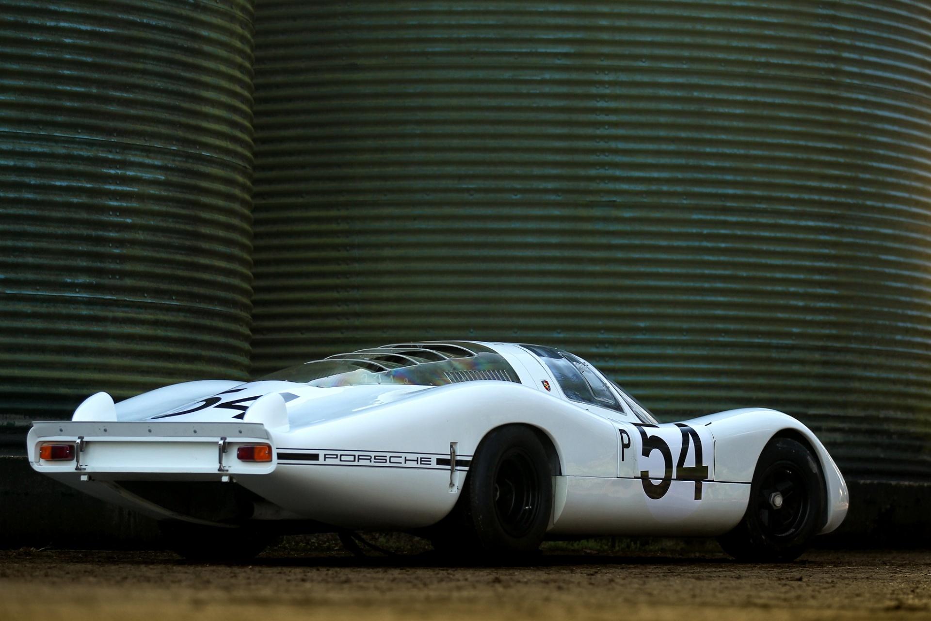 Porsche 907 Wallpapers