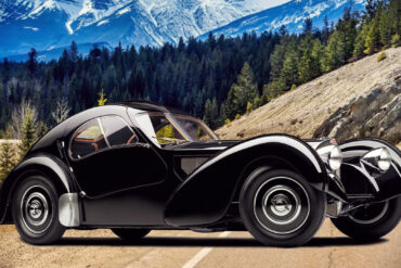 Bugatti Type 57SC Atlantic Wallpapers