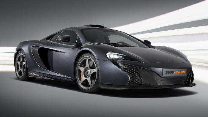 McLaren 650S Le Mans Wallpapers