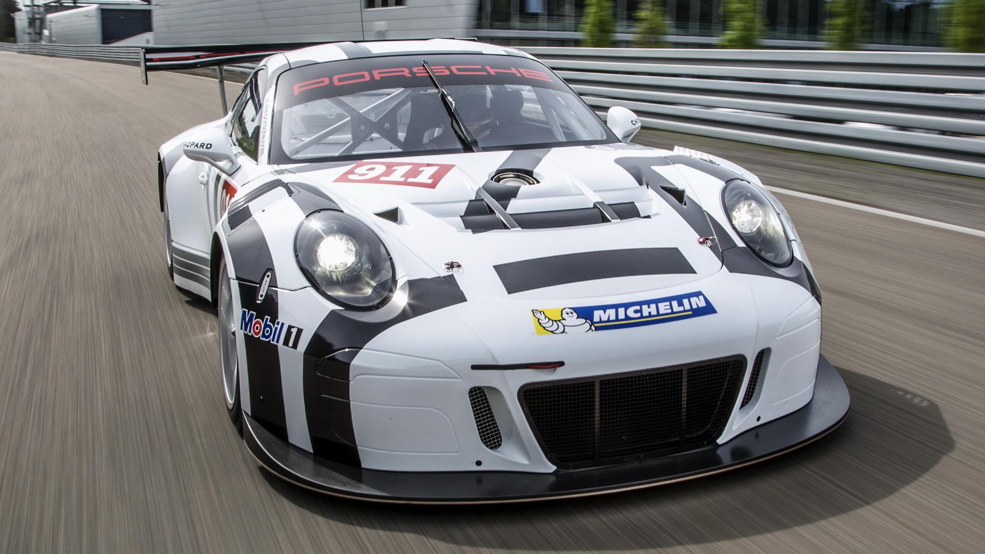 2016 Porsche 911 GT3 R Wallpapers
