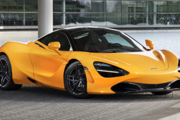 McLaren 720S Spa 68 Collection Wallpapers