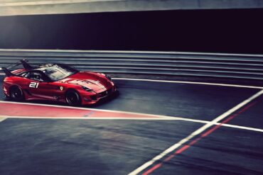Ferrari 599XX Wallpapers
