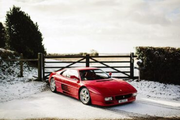 Ferrari 348 Wallpapers