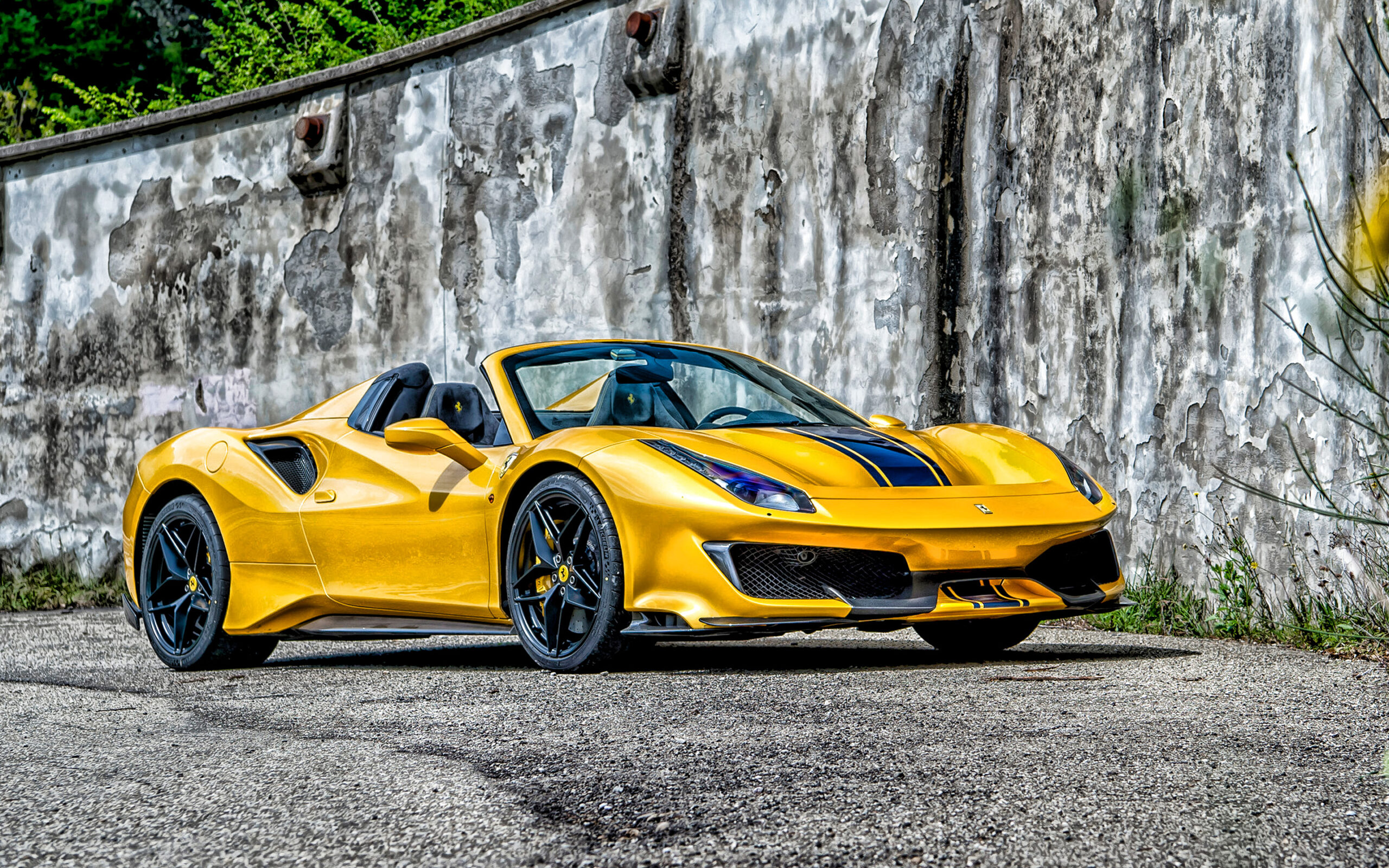 Ferrari 488 Pista Spider Wallpapers Supercars Net