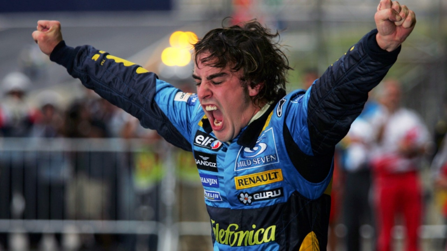 Fernando Alonso world champion