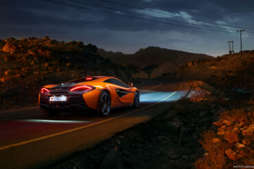 McLaren 540C Wallpapers