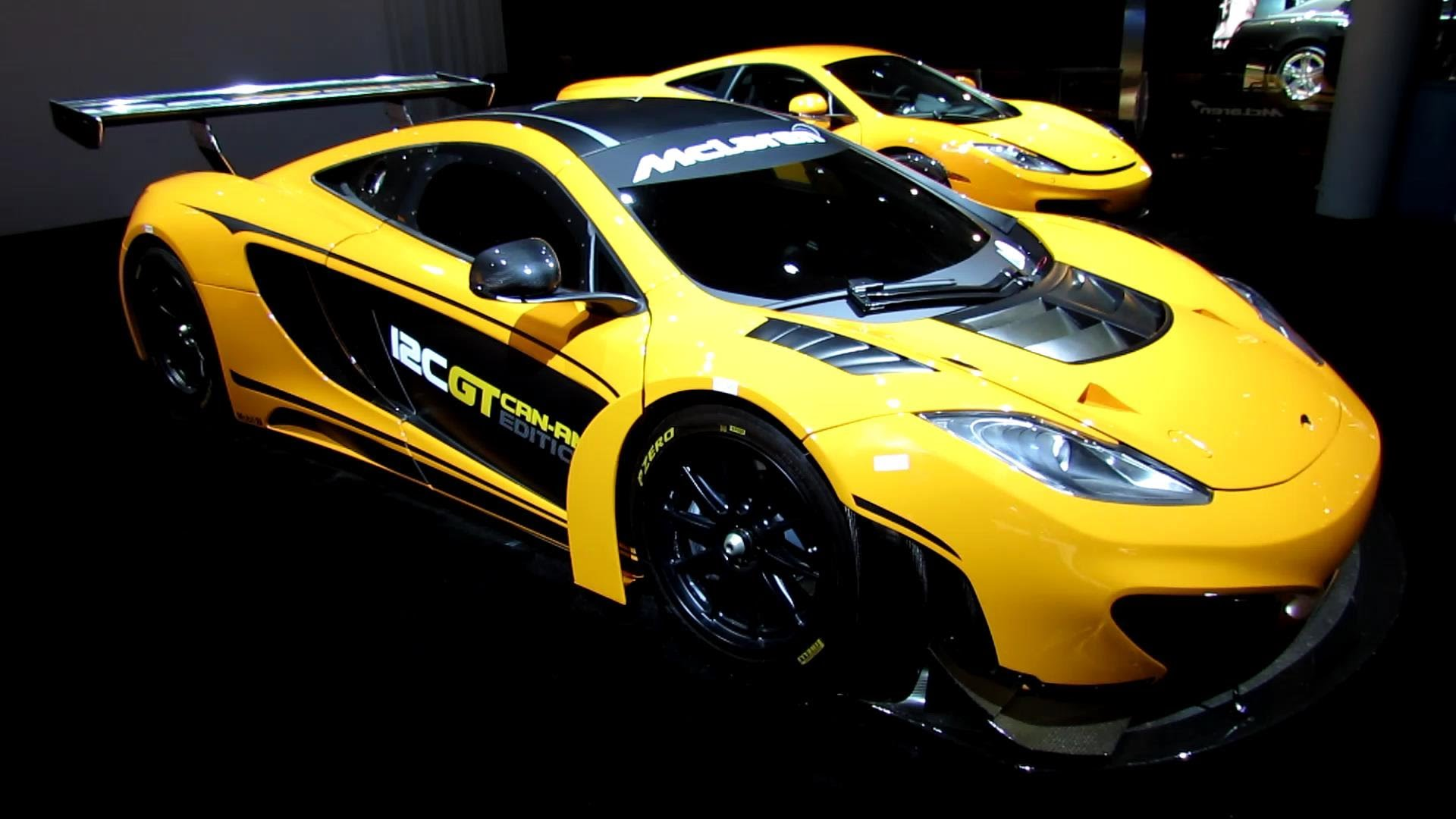 McLaren MP4-12C Can-Am Edition Wallpapers