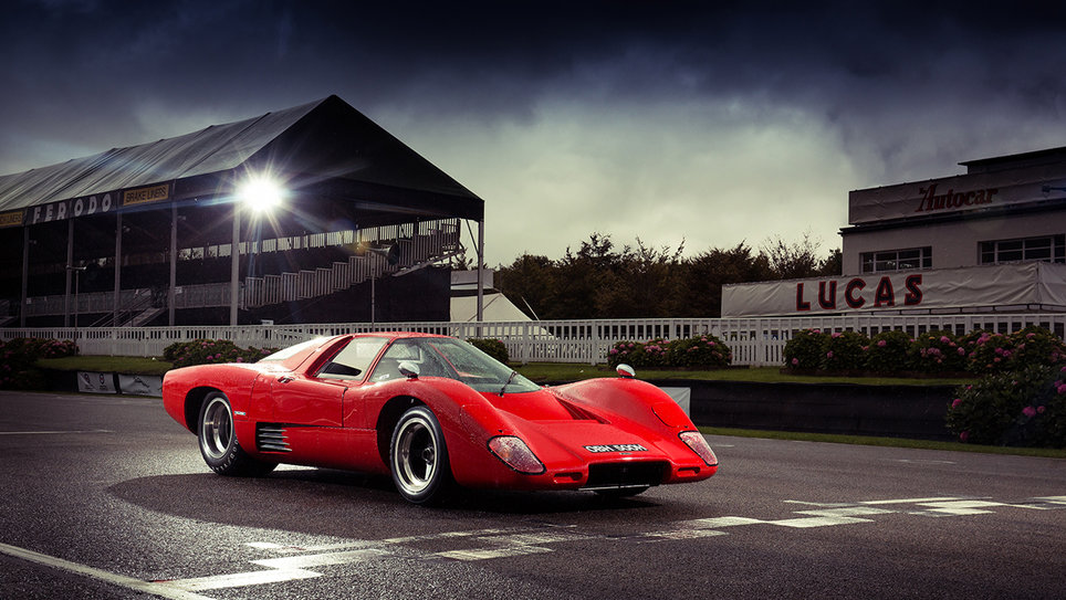 McLaren M6 GT Wallpapers