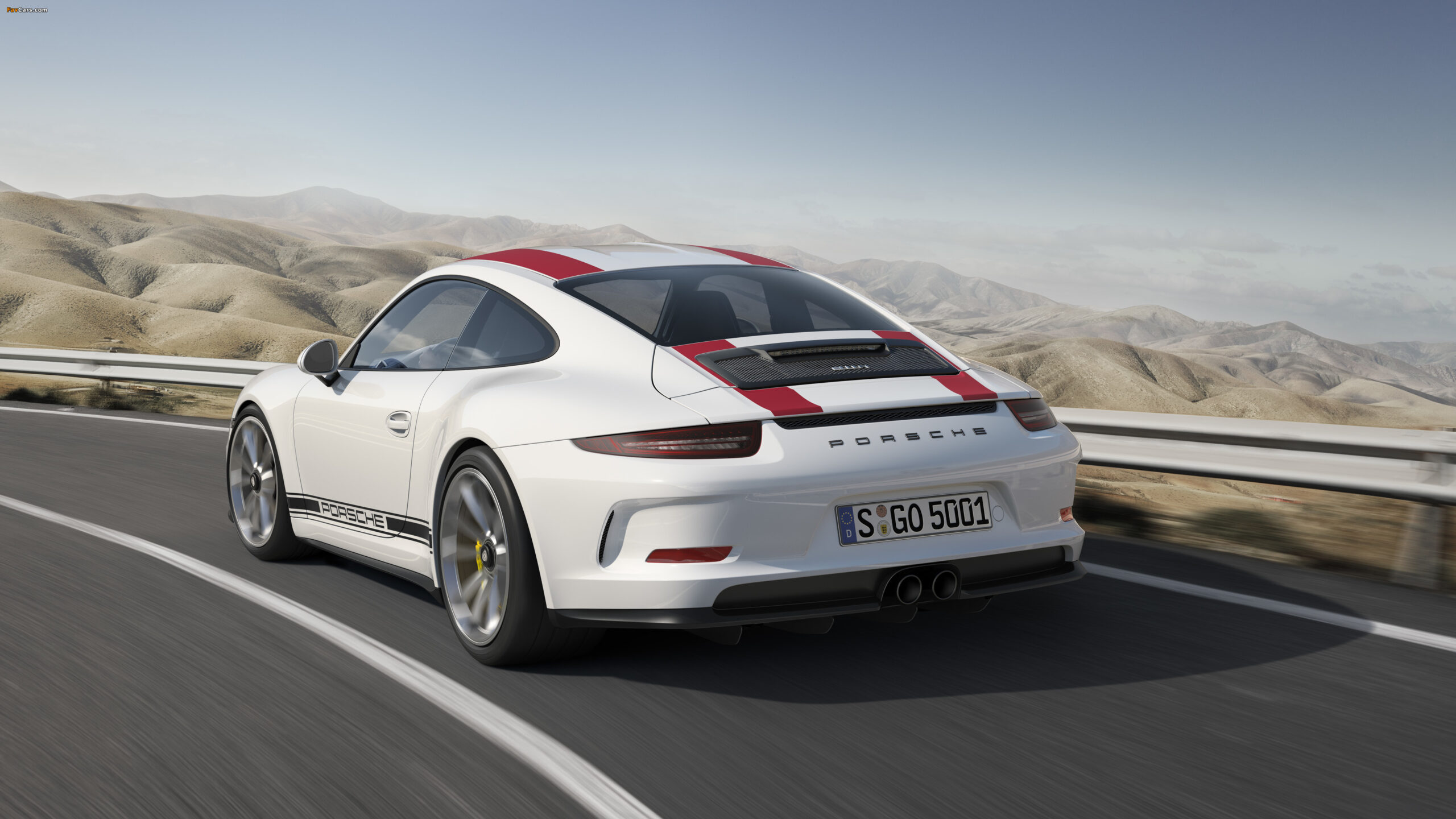 Porsche 911 (991) Wallpapers