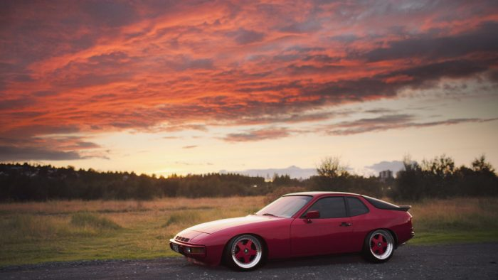 Porsche 924 Wallpapers