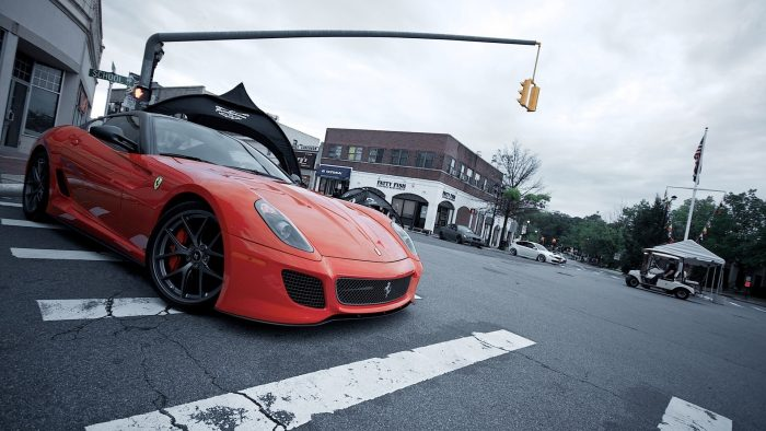 Ferrari 599 Wallpapers