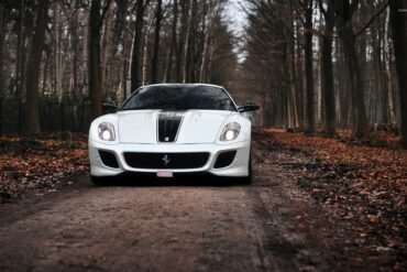 Ferrari 599 GTO Wallpapers
