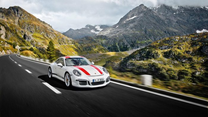 2016 Porsche 911 R Wallpapers