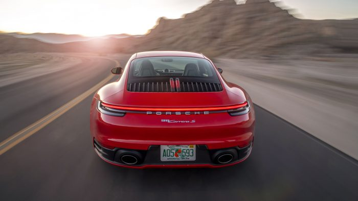 2020 Porsche 911 Carrera S Wallpapers