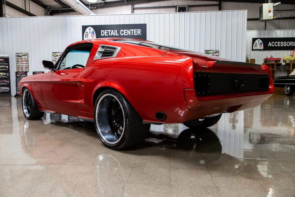 1967 Ringbrothers Ford Mustang Copperback