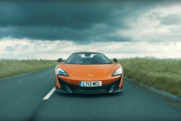 AutoTrader UK McLaren 600LT Spider review