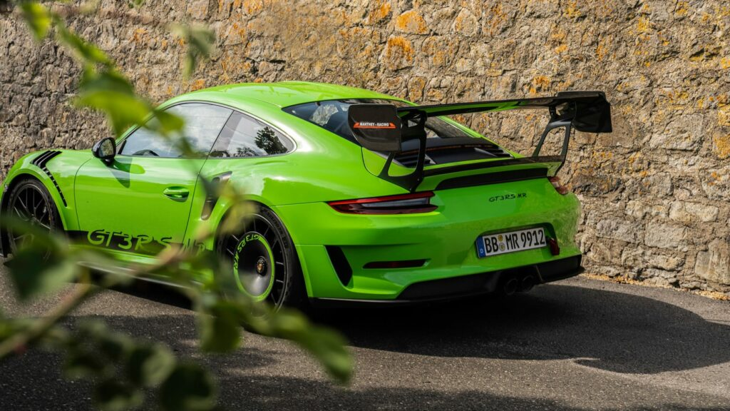 911 GT3 RS Manthey