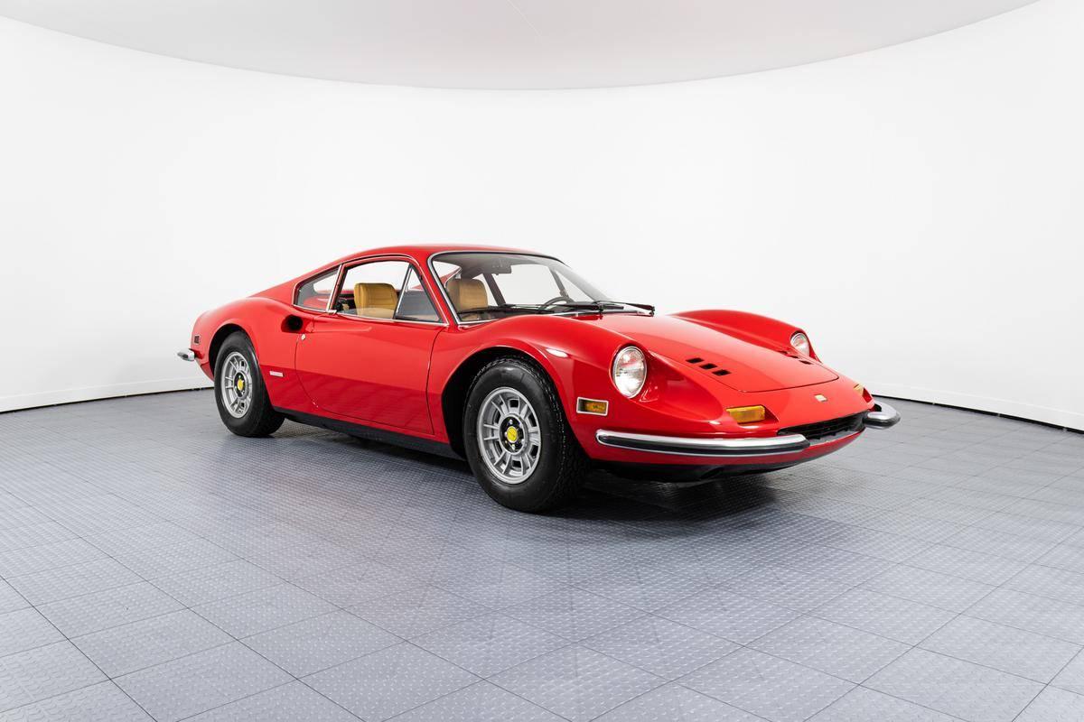 For Sale 1972 Ferrari Dino 246 Gt For Sale Supercars Net