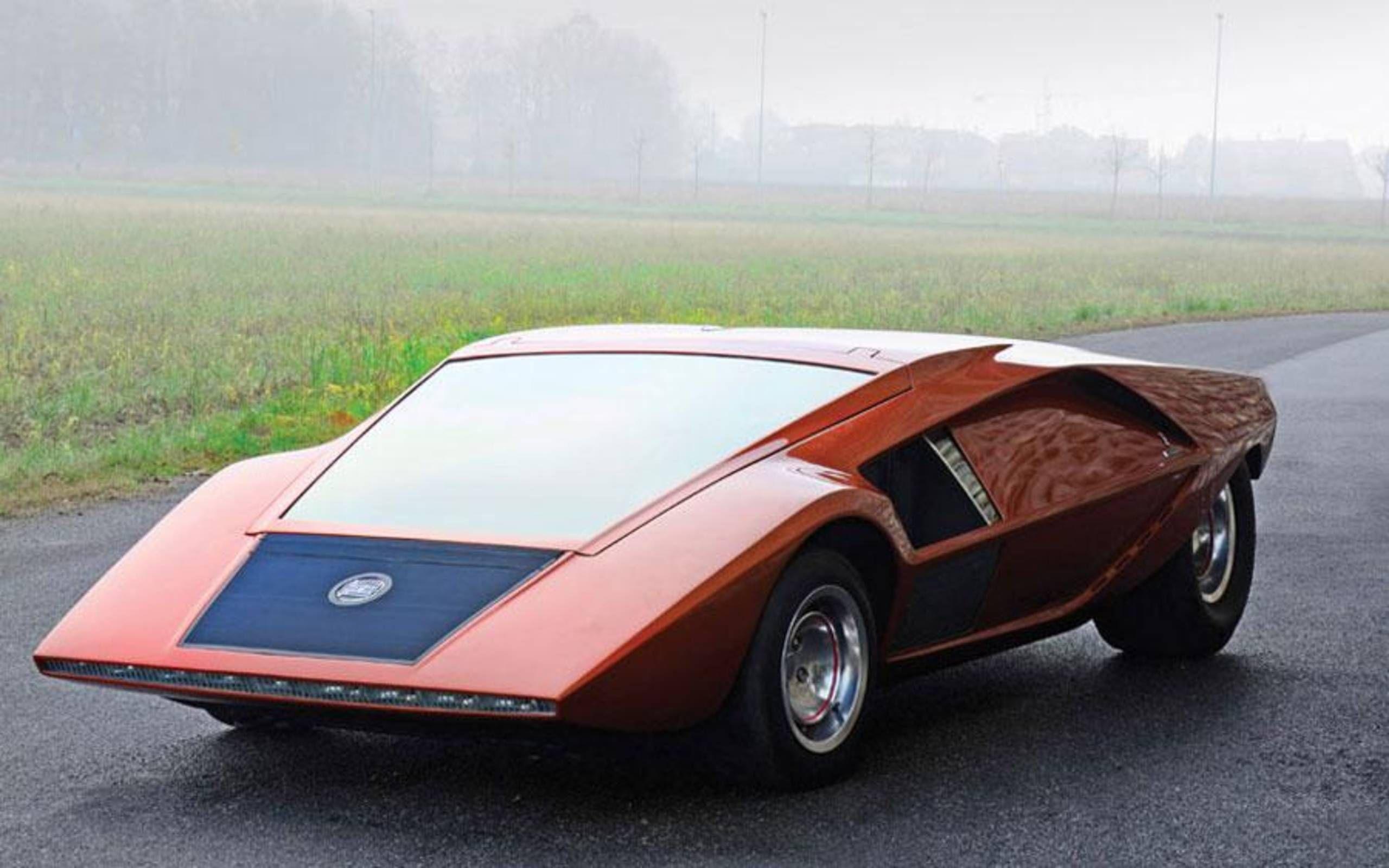 1970 Lancia Bertone Stratos HF Zero
