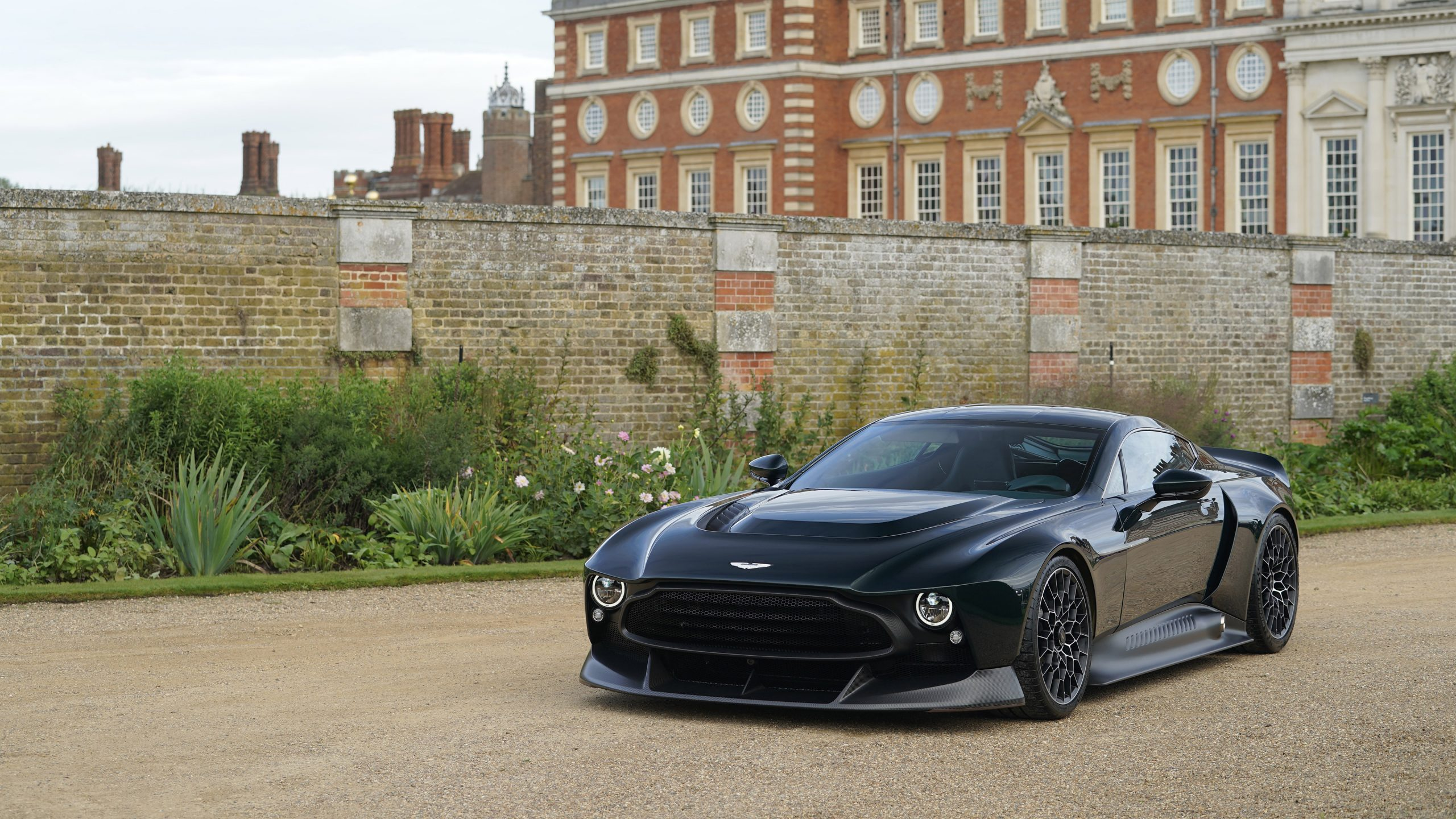2020 Aston Martin Victor Wallpapers Supercars Net