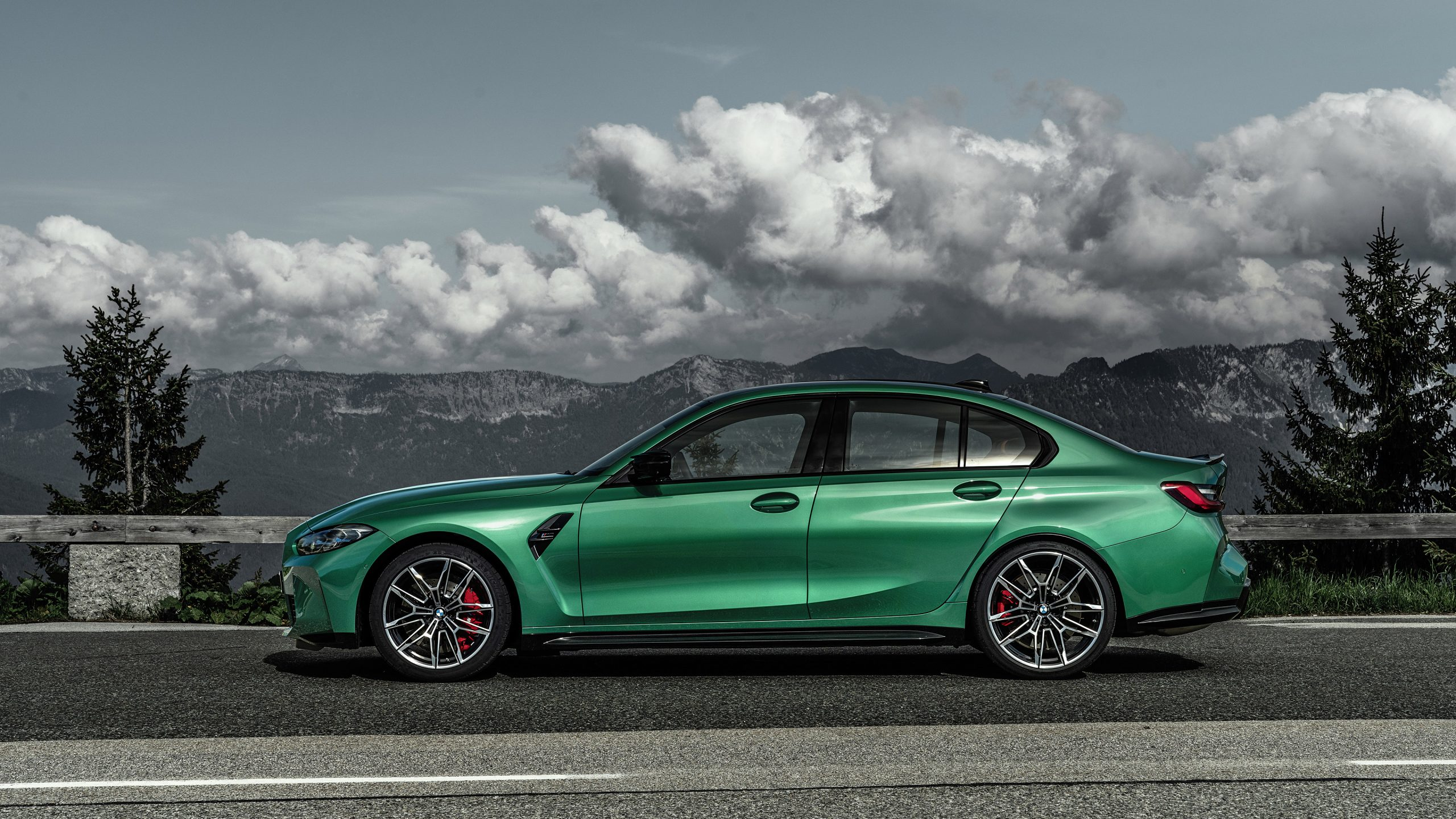 2021 Bmw M3 Competition Wallpapers Viruscars