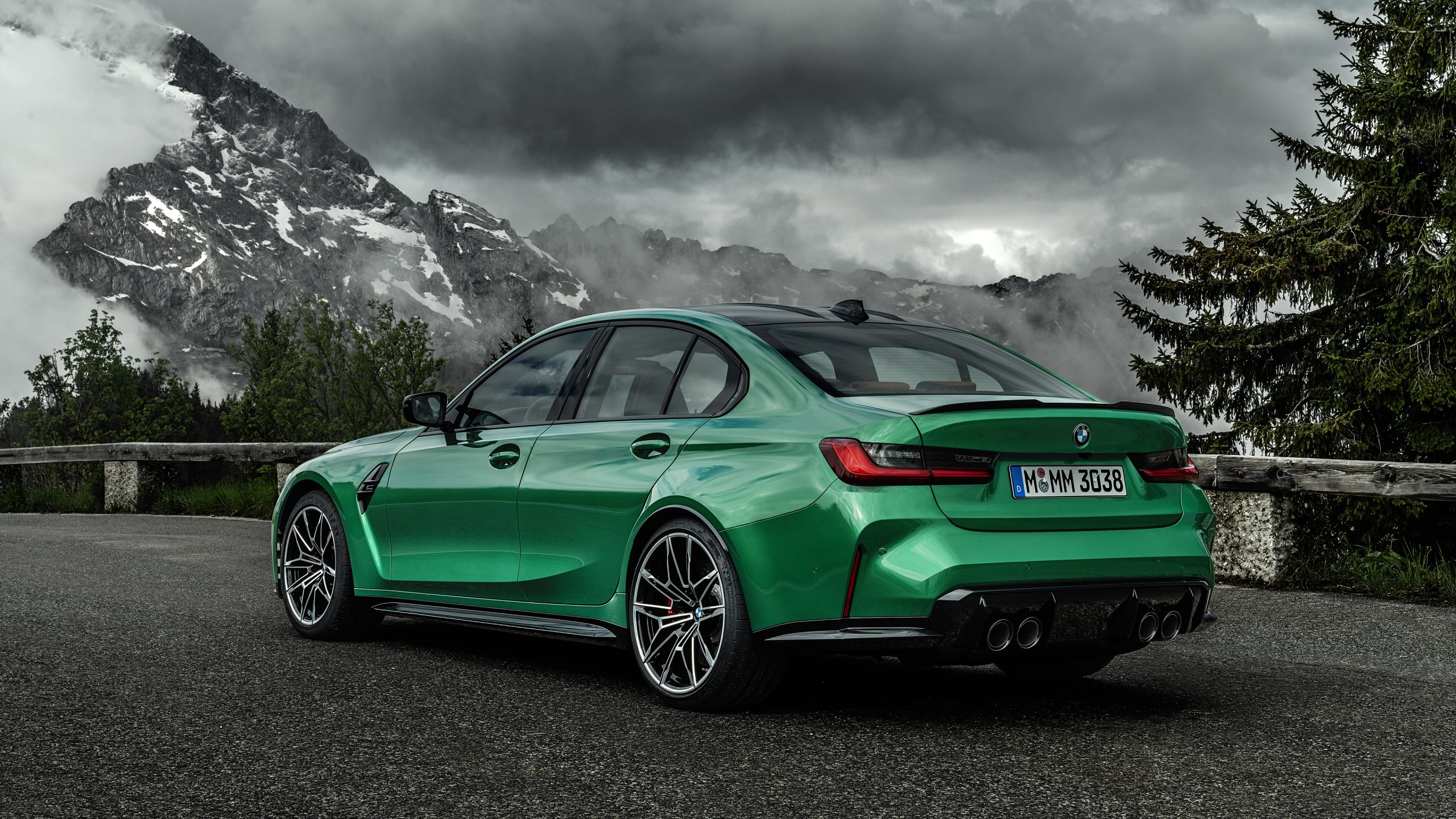 2021 Bmw M4 Competition Wallpapers Supercars Net