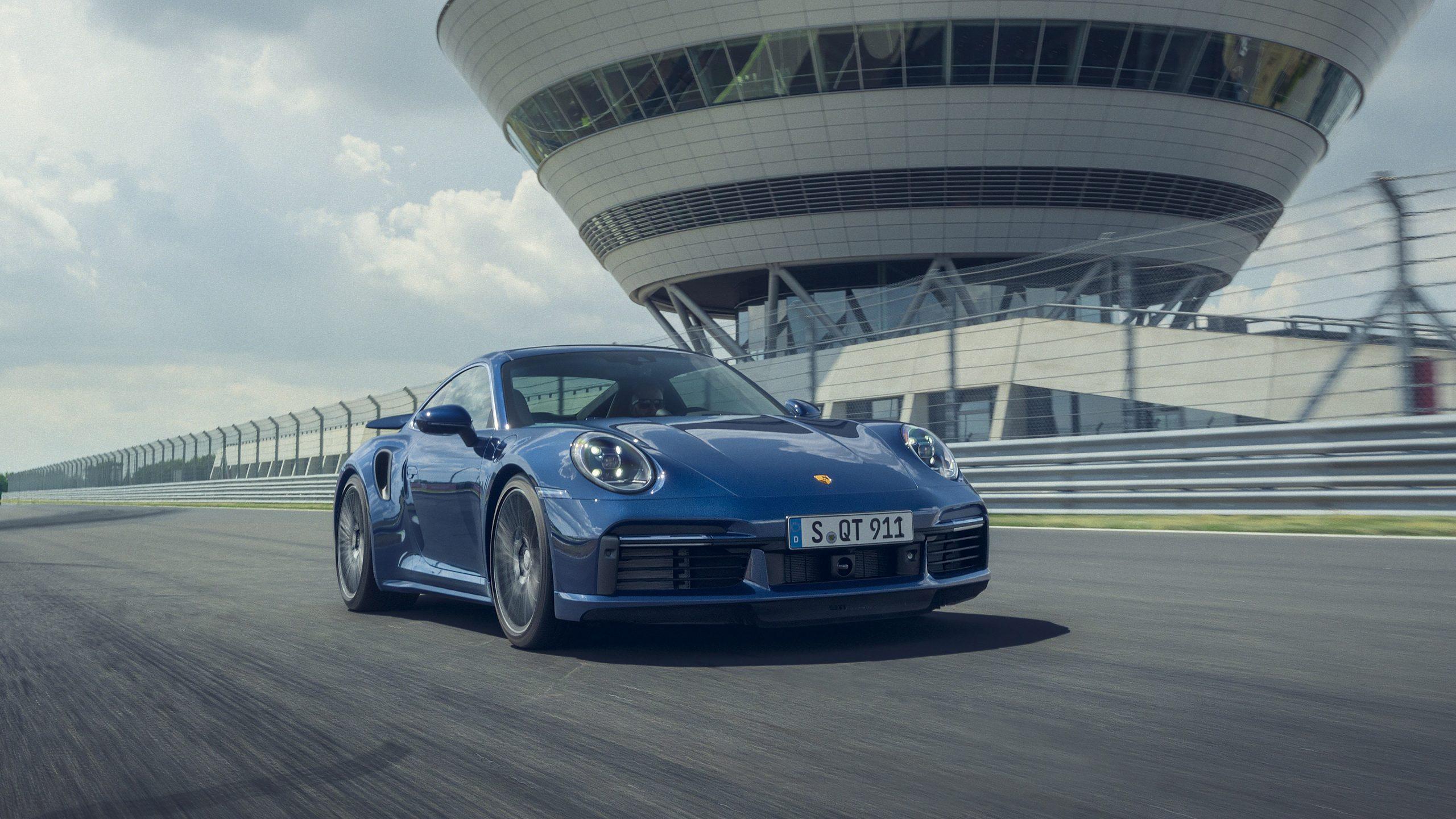 2021 Porsche Lineup
