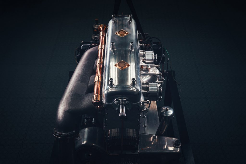 Bentley Blower Continuation Series