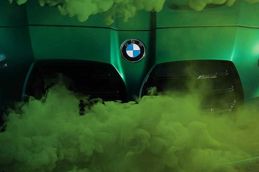 BMW M3 and M$ Reveal