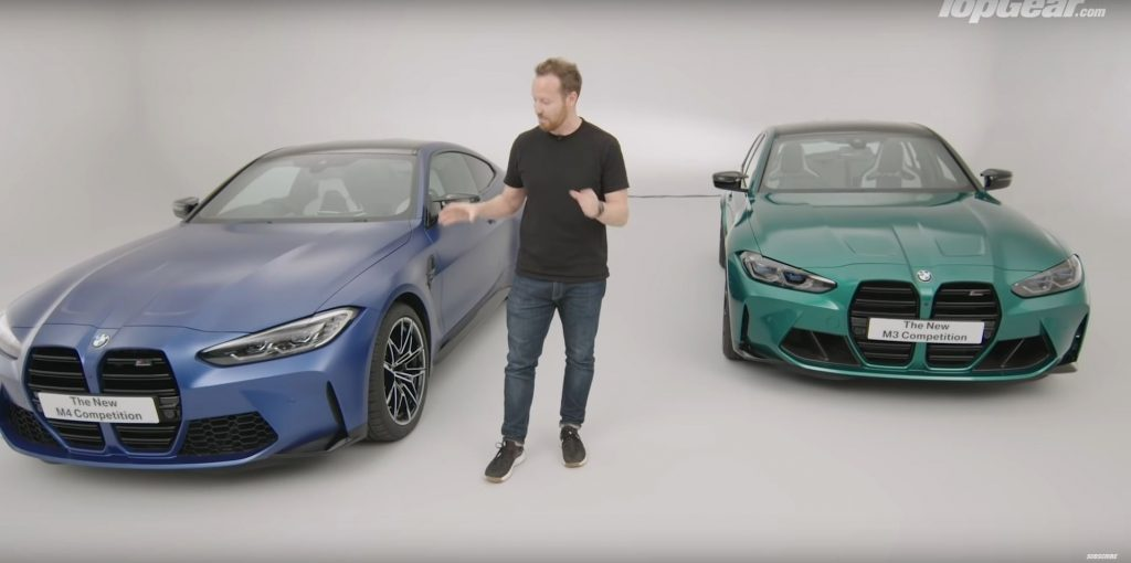 Top Gear Exclusive BMW M3 and M4 reveal