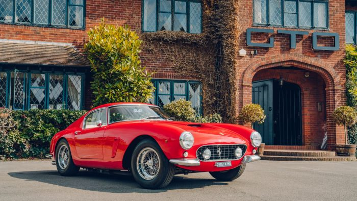 GTO Engineering 250 GT SWB Revival