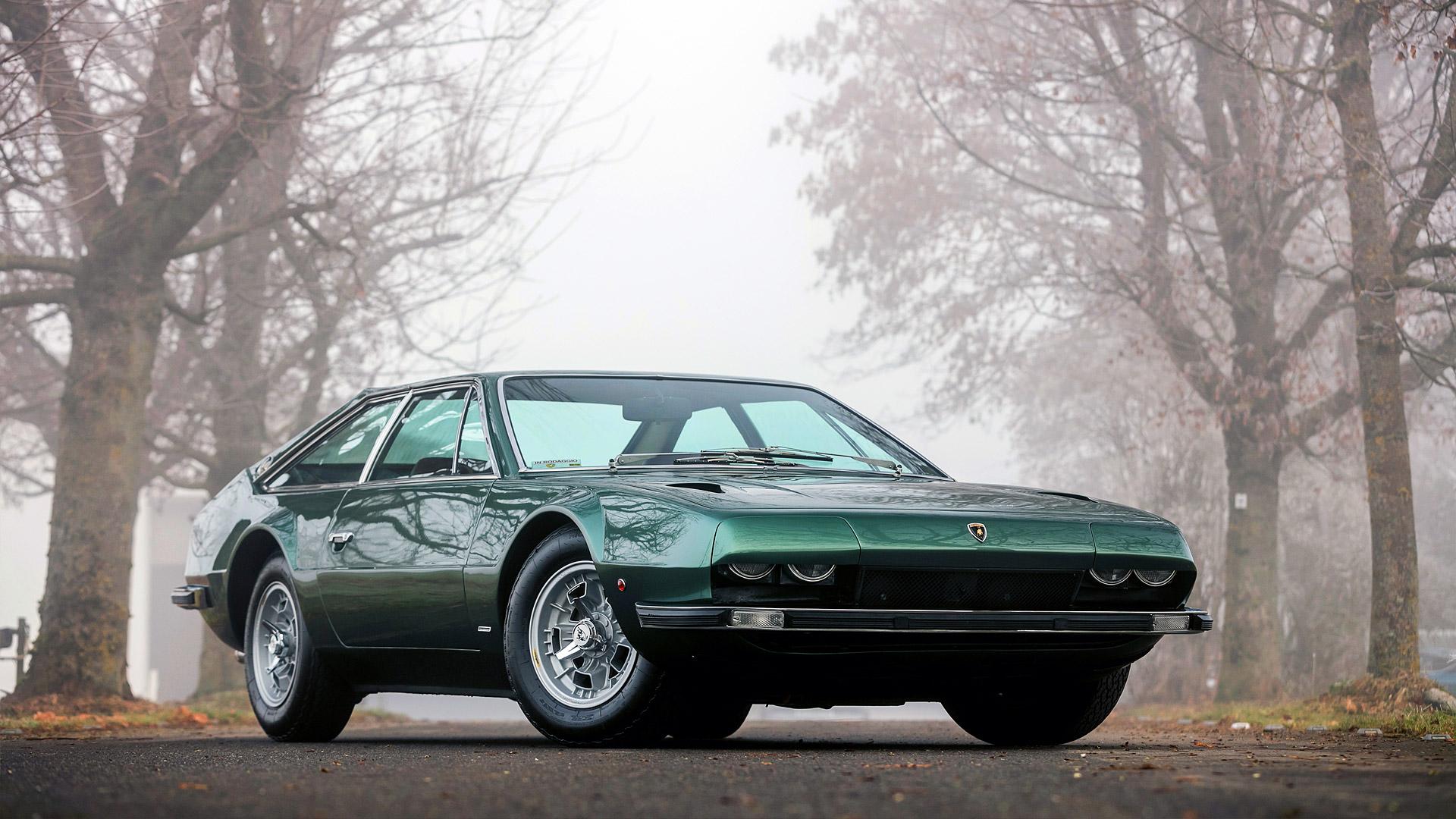 Lamborghini Jarama (1970-1976)