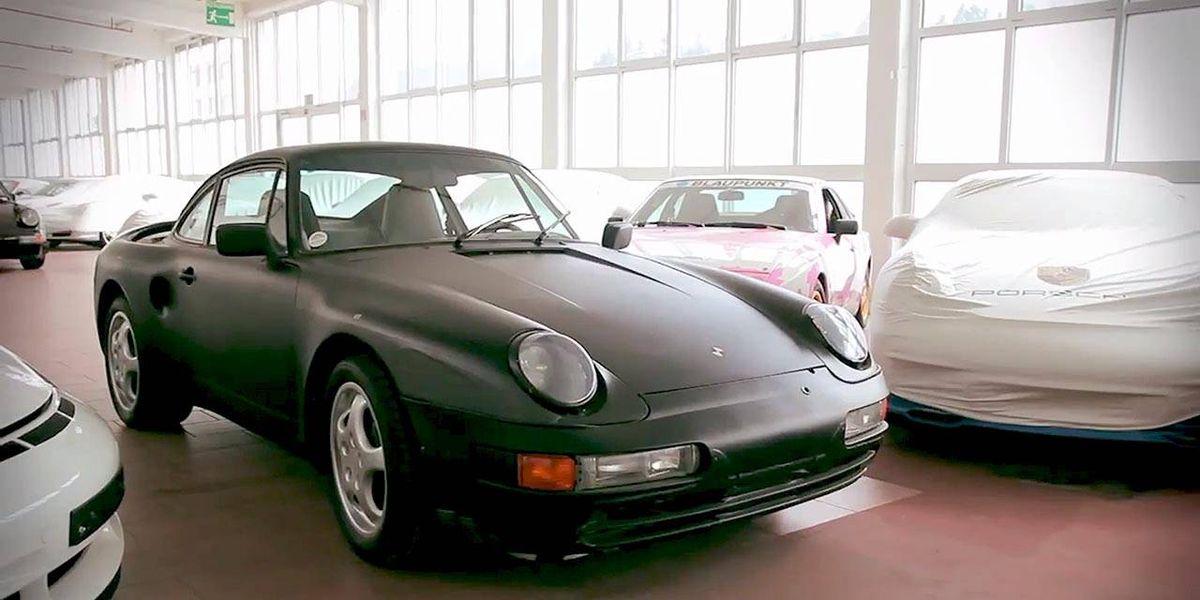 Porsche 965 (911)