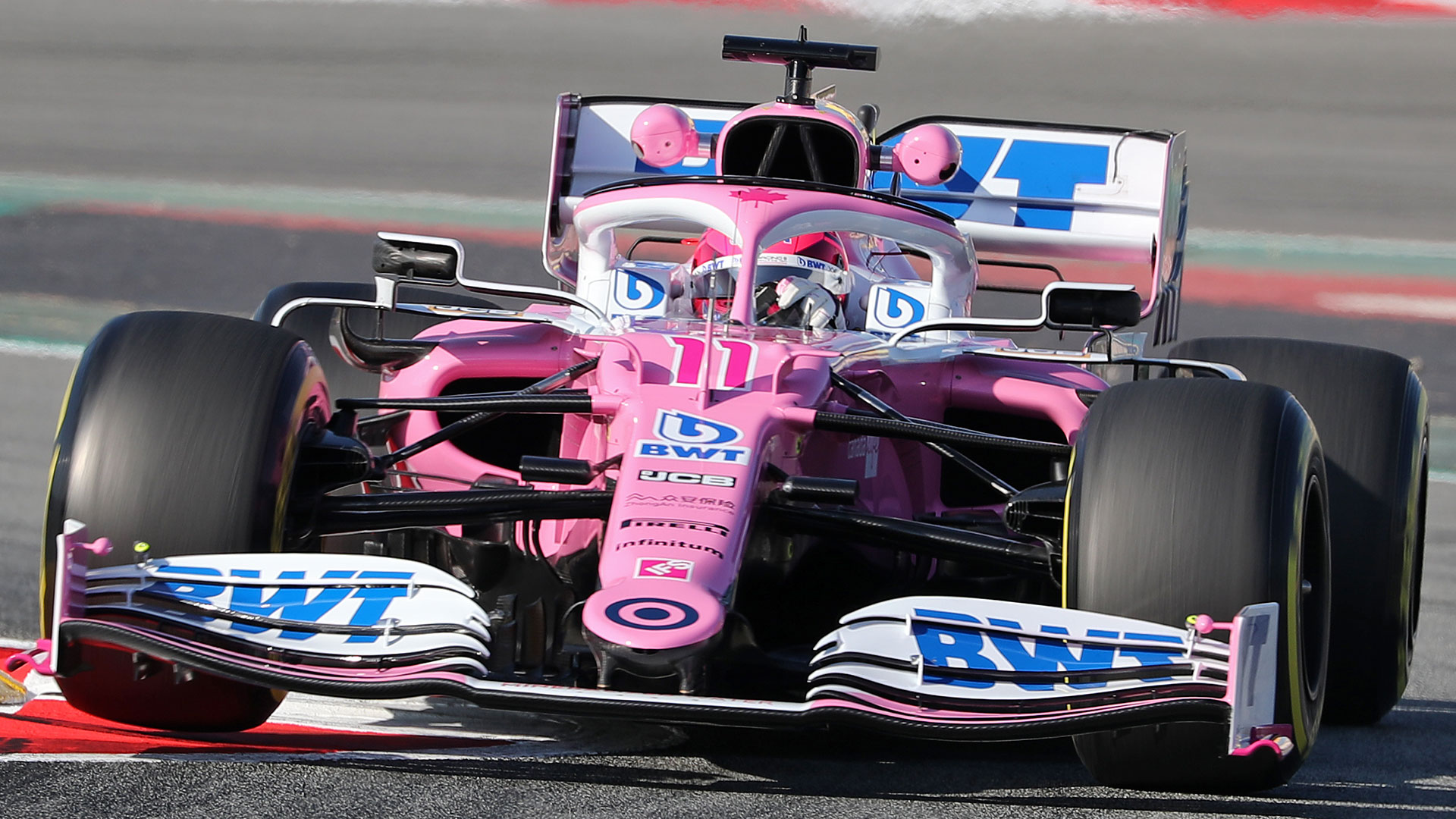 The Pink Mercedes