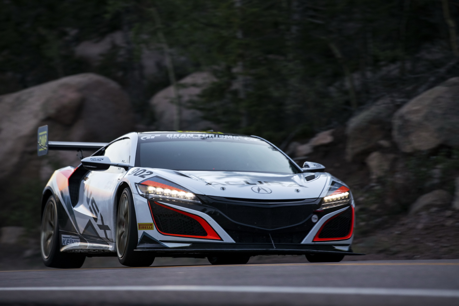 Acura Nsx Could Get A Type R Next Year News Supercars Net