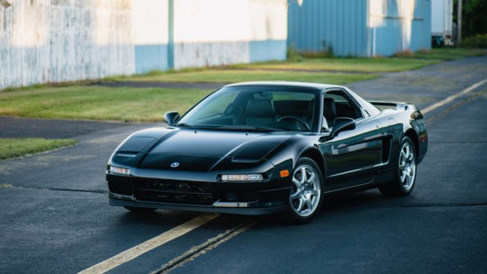 2001 Acura NSX-T for sale
