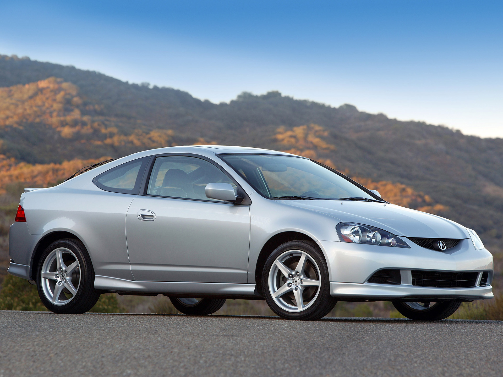 2005 Acura Rsx Type S Wallpapers Supercars Net