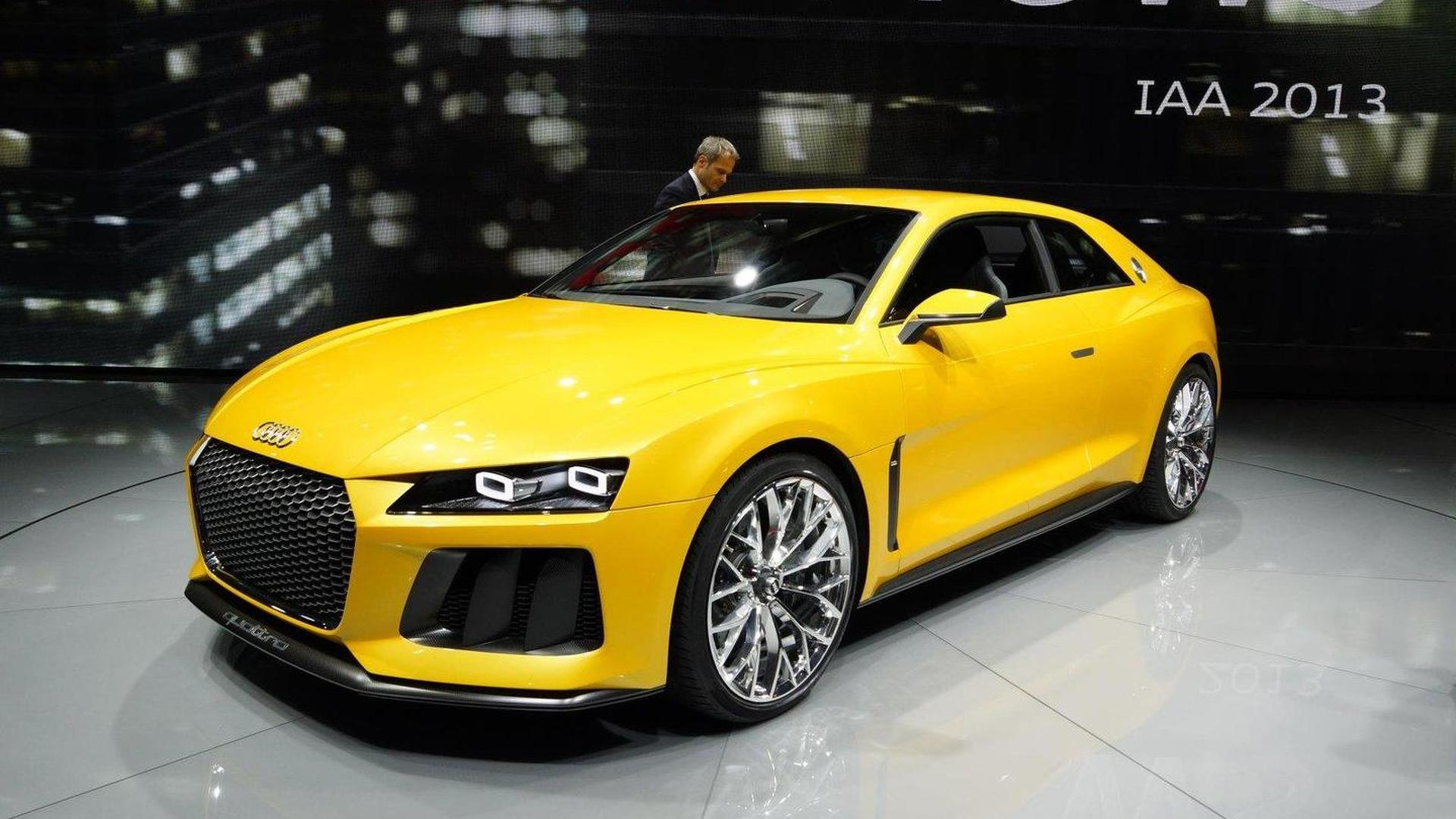 2013 Audi Sport Quattro Concept Wallpapers Viruscars