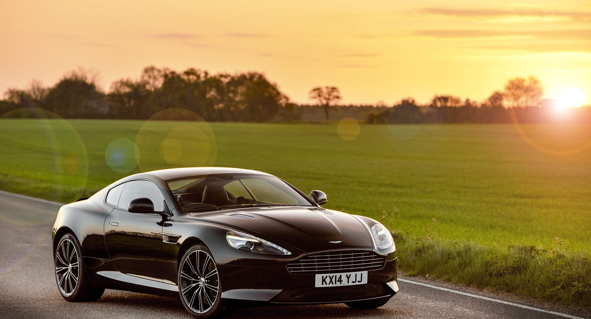 2015 Aston Martin Db9 Carbon Edition Wallpapers Supercars Net