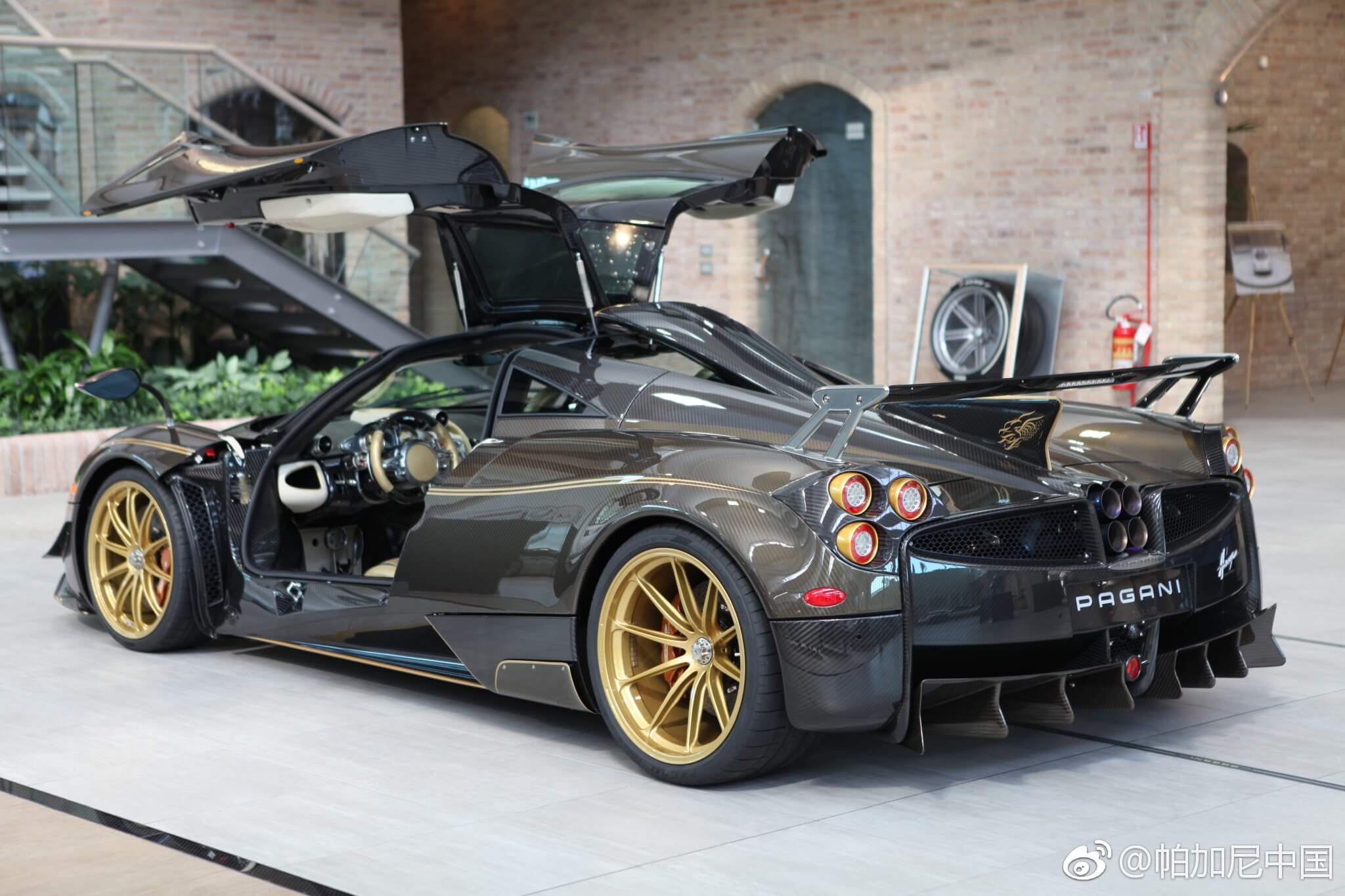Pagani Huayra Dinastia Wallpapers Supercars Net