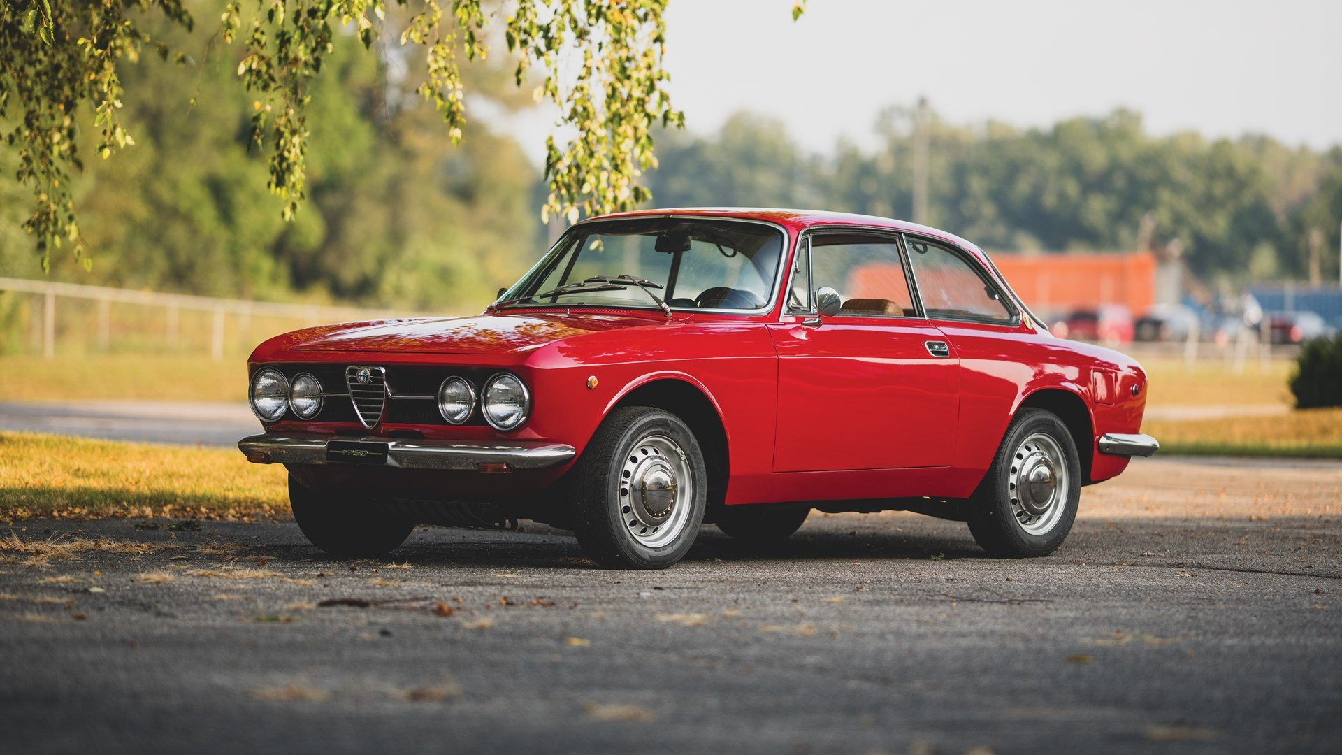 1967 Alfa Romeo 1750 Gt Veloce Wallpapers Supercars Net