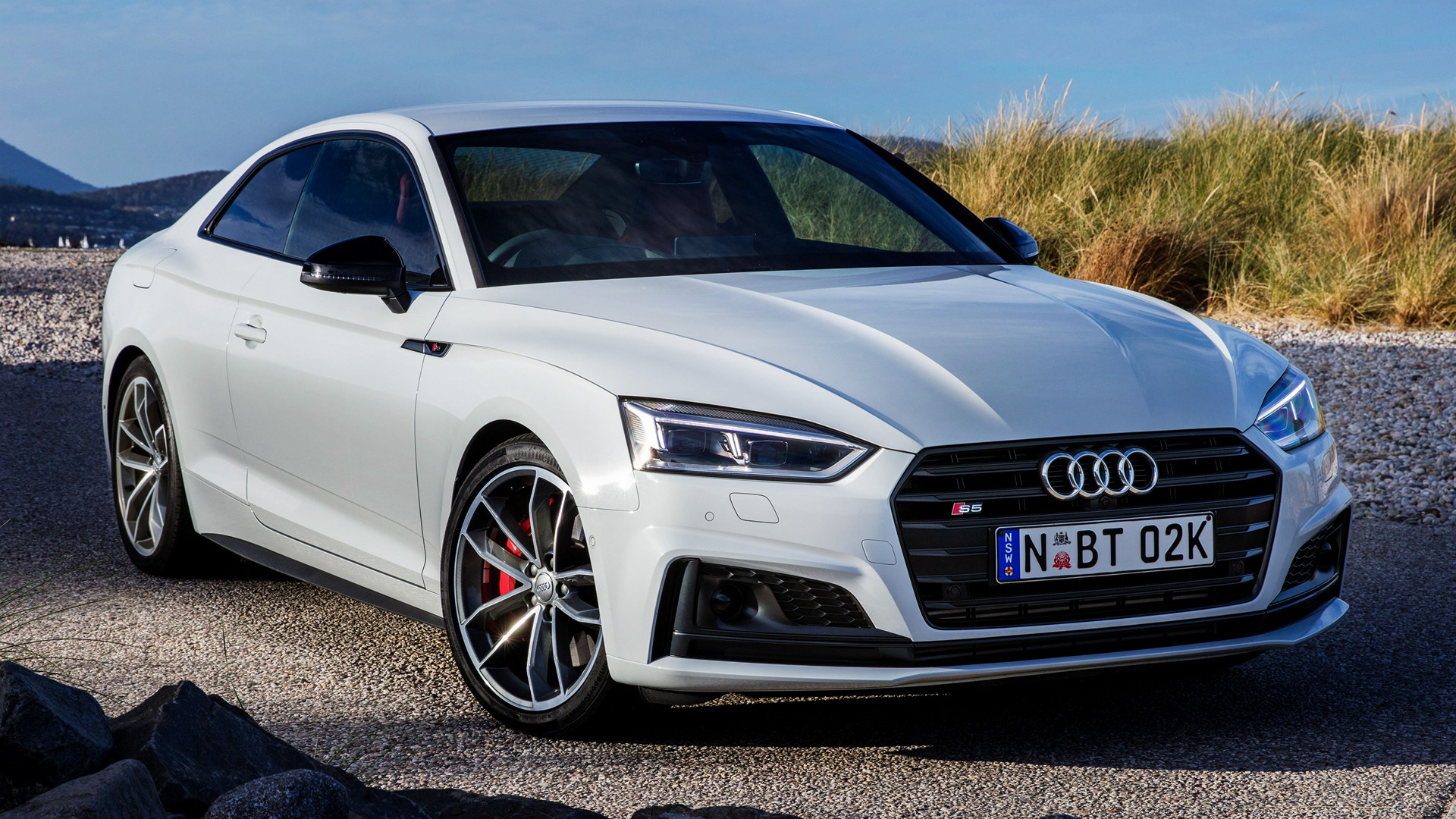 2017 Audi S5 Coupe Wallpapers Supercars Net