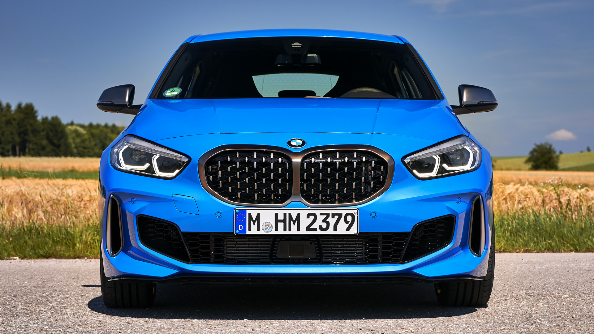 2020 BMW M135i Wallpapers   SuperCars.net