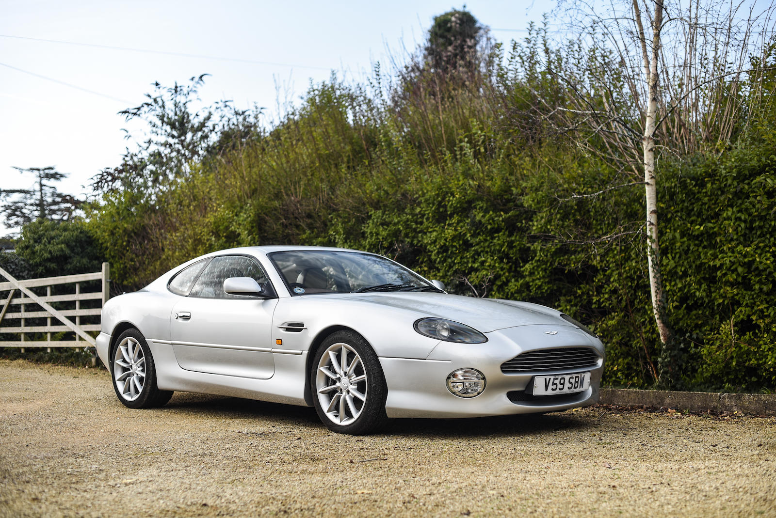 1999 Aston Martin Db7 Vantage Wallpapers Supercars Net