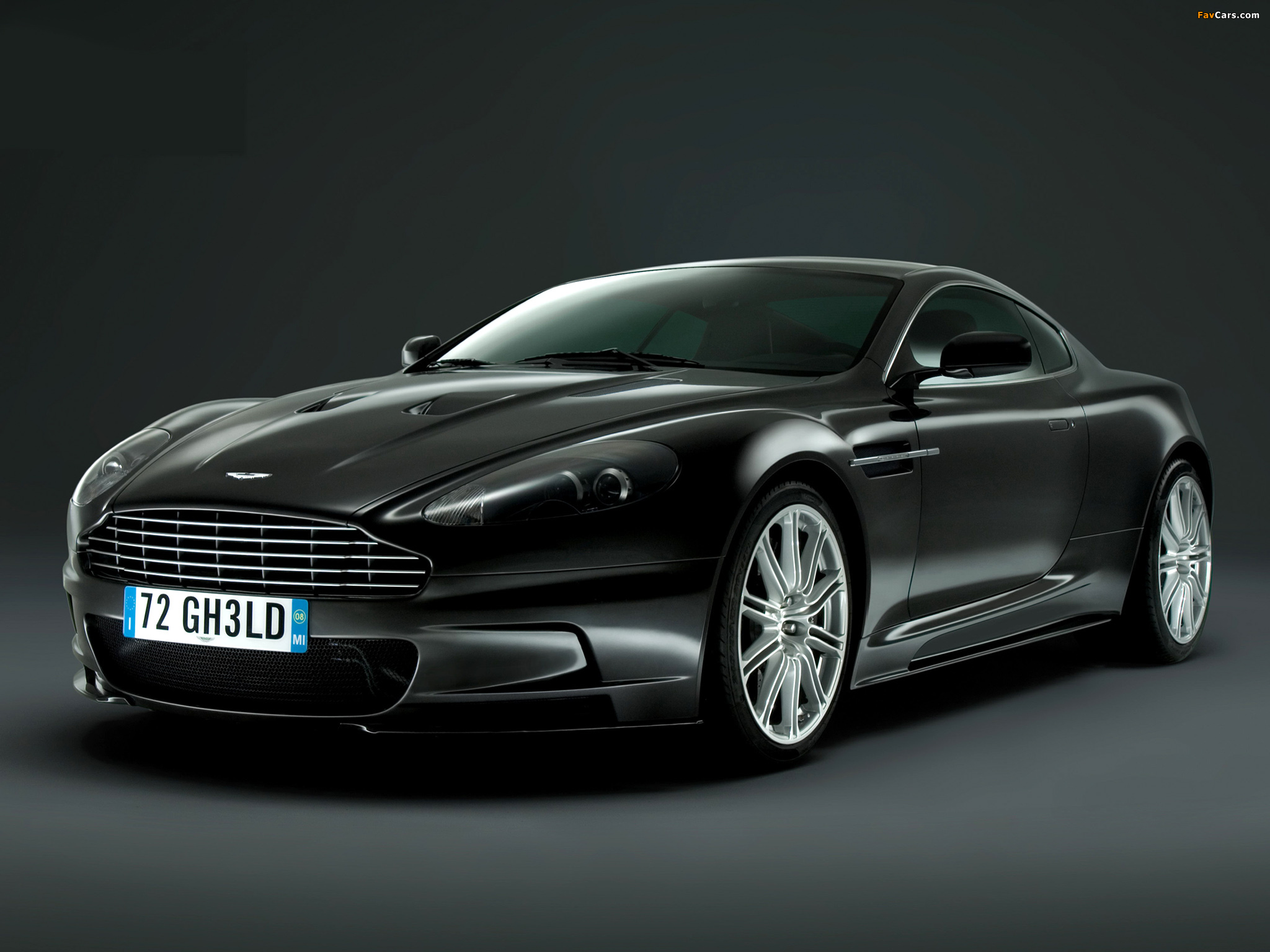 2008 Aston Martin Dbs 007 Quantum Of Solace Wallpapers Supercars Net