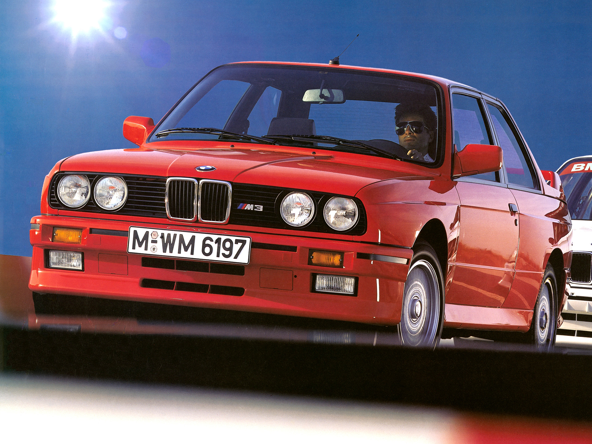 1987 BMW E30 M3 Wallpapers | SuperCars.net